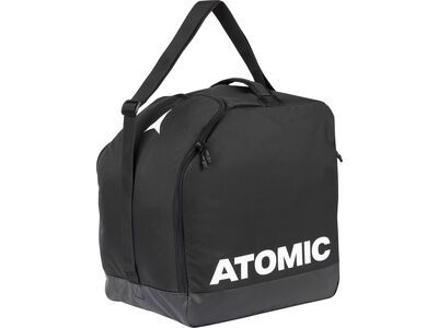 Atomic Boot & Helmet Bag, black/white - Bootbag