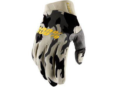 100% Ridefit Glove assault