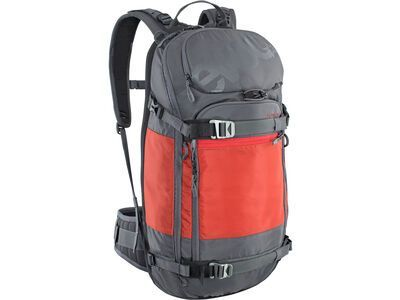 Evoc FR Pro 20l - M/L, carbon grey/chili red - Rucksack