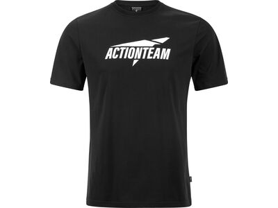 Cube Organic T-Shirt Actionteam black