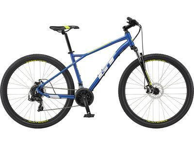 GT Aggressor Sport 27.5 metallic blue 2021