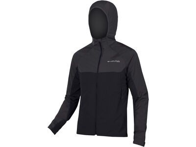 Endura MT500 Thermal L/S II, schwarz - Radtrikot