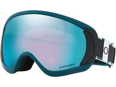 Oakley Canopy Prizm RailWork Jasmine Black, Lens: saphire iridium - Skibrille