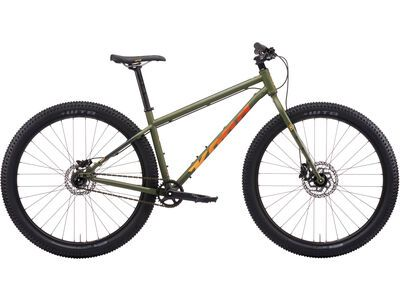 Kona Unit satin fatigue green 2021