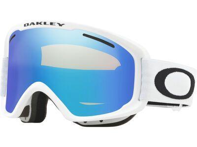 Oakley O Frame 2.0 Pro XM + WS, matte white/Lens: violet iridium - Skibrille