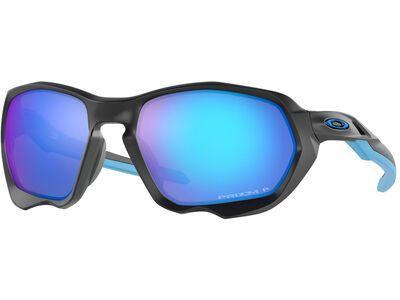 Oakley Plazma Prizm Sapphire Polar matte black