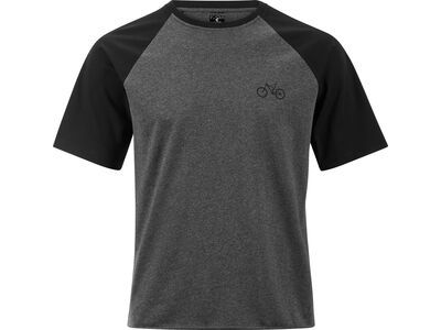 Cube T-Shirt Hit the Trail anthracite melange