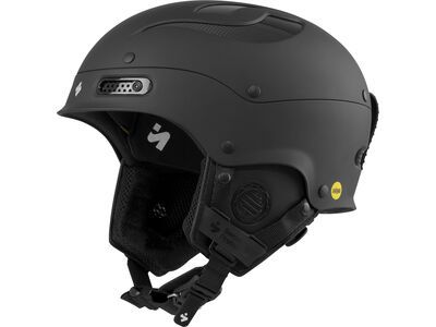 Sweet Protection Trooper II MIPS, dirt black - Skihelm