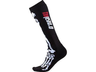 ONeal Pro MX Socks Youth XRay black/white