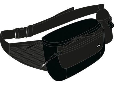 Oakley Voyager Belt Bag blackout