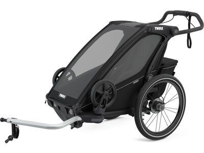 Thule Chariot Sport 1 black on black 2021