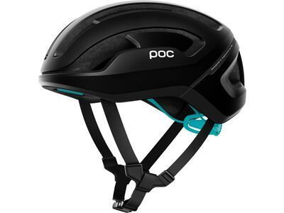 POC Omne Air SPIN, black/blue matt - Fahrradhelm