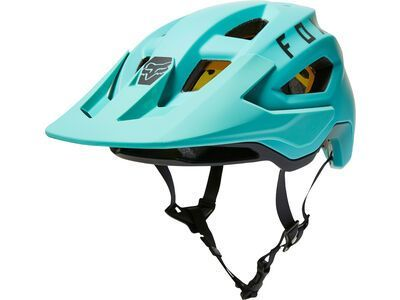 Fox Speedframe Helmet MIPS teal