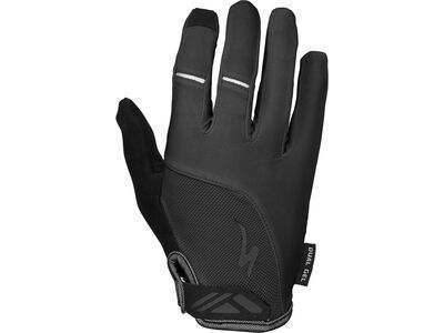 Specialized Women's Body Geometry Dual-Gel Long Finger black