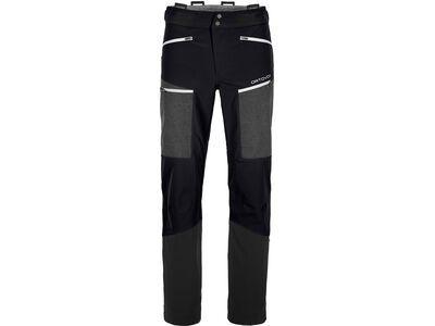 Ortovox Merino Naturtec Plus Pordoi Pants M, black raven - Skihose