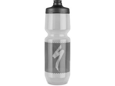 Specialized Purist WaterGate 26 oz, transl. s-logo - Trinkflasche