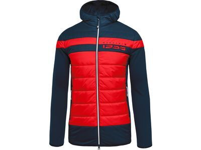 Martini Monterosso, spicy red/iris - Thermojacke