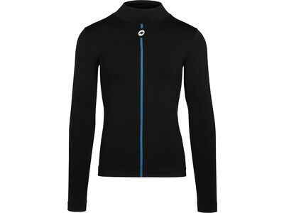 Assos Assosoires Winter LS Skin Layer, blackseries - Unterhemd