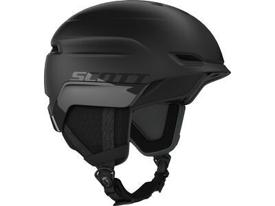 Scott Chase 2 Plus, black - Skihelm