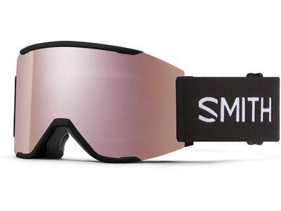 Smith Squad Mag - ChromaPop Everyday Rose Gold Mir, black/Lens: cp everyday rose gold mir