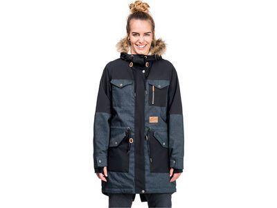 *** 2. Wahl *** Horsefeathers Perrie Jacket, denim - Snowboardjacke | Größe M