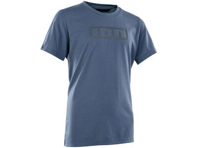 ION Tee SS Seek DR Youth storm blue