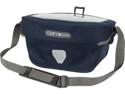 Ortlieb Ultimate Six Urban, ink - Lenkertasche