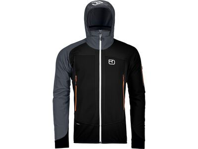 Ortovox Merino Naturtec Light Col Becchei Jacket M black raven