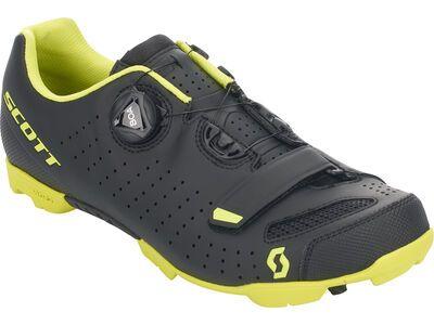 Scott MTB Comp Boa Shoe matt black/sulphur yellow