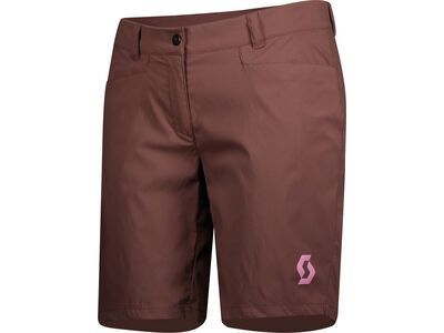 Scott Trail MTN Women's Shorts, maroon red - Radhose