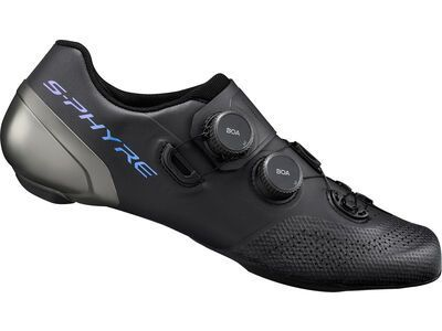 Shimano S-Phyre RC902 Wide, black - Radschuhe