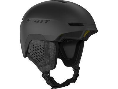 Scott Track Plus Helmet, black - Skihelm