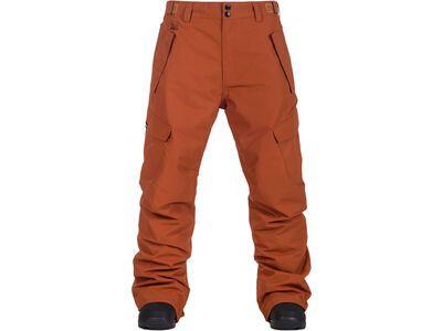 Horsefeathers Bars Pants, brick - Snowboardhose