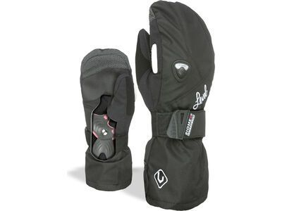 Level Women's Butterfly Mitt, black - Snowboardhandschuhe