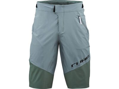 Cube Baggy Shorts, green - Radhose