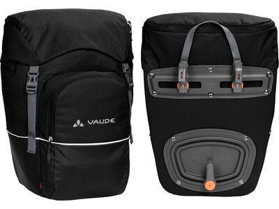 Vaude Road Master Front (Paar), black uni - Fahrradtasche