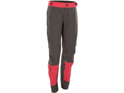 ION Softshell Pants Shelter Wms, root brown - Radhose