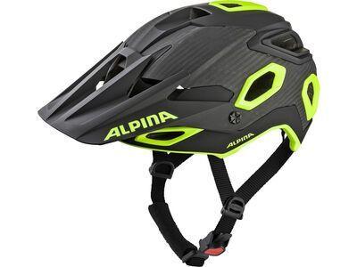 Alpina Rootage black-neon-yellow 1