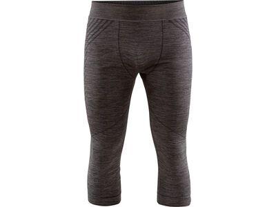 Craft Fuseknit Comfort Knicker M, black melange - Unterhose