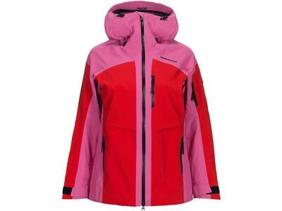 Peak Performance W Gravity Jacket, vibrant pink - Skijacke