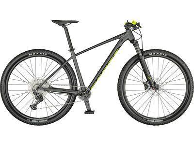 Scott Scale 980 matt dark grey/black/yellow 2021