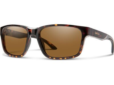 Smith Basecamp Polarized Brown tortoise