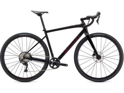 Specialized Diverge Comp E5 black/maroon/chrome 2021