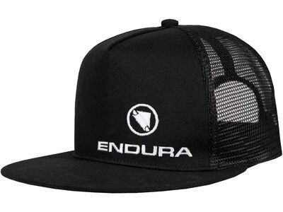 Endura One Clan Mesh Back Cap, black - Cap