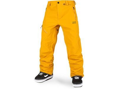 Volcom L Gore-Tex Pant, resin gold - Snowboardhose