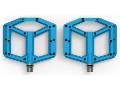 Cube Acid Pedale Flat C1-IB, blue