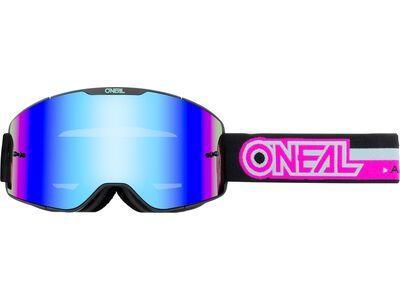 ONeal B-20 Goggle Proxy – Radium Blue black/pink