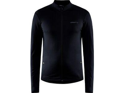 Craft Core Bike SubZ LS Jersey M black