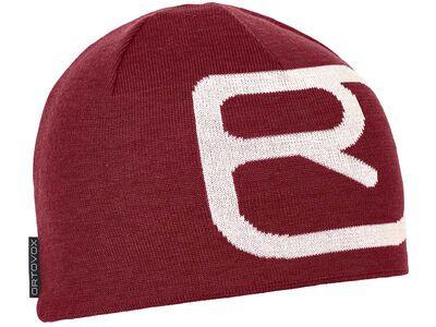 Ortovox Pro Beanie, dark blood - Mütze