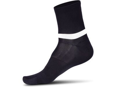 Cube Socke Blackline Mid Cut, black - Radsocken
